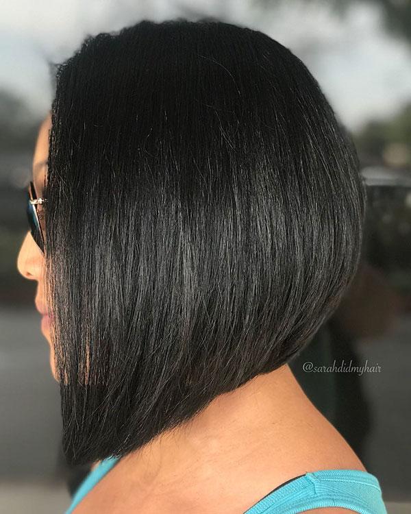 short hair bob style 2021