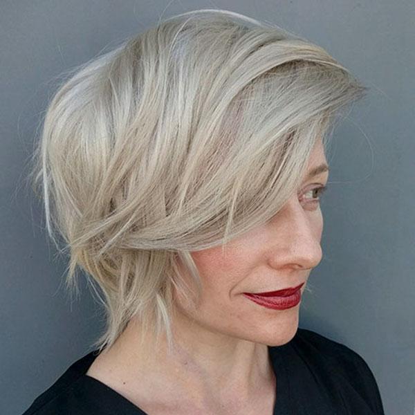 short hair new style 2021