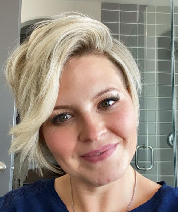short hair styles for ladies 2021