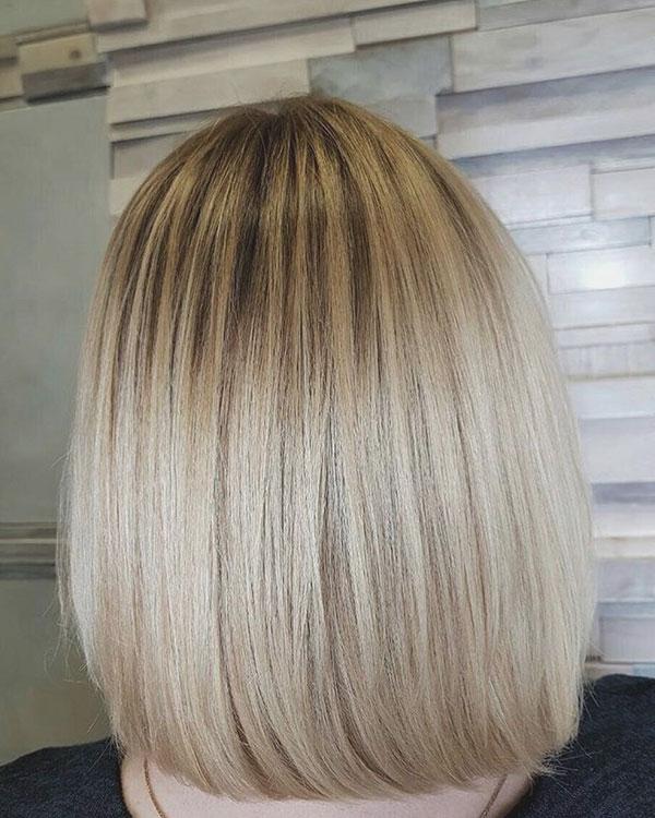 short haircuts bobs 2021