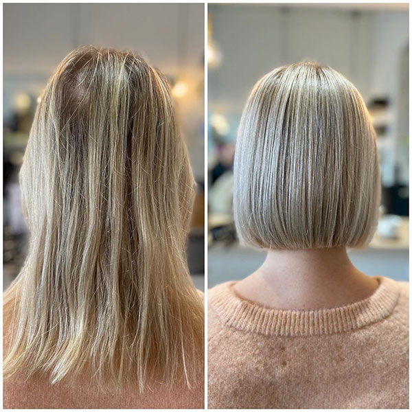 short hairstyles spring 2021