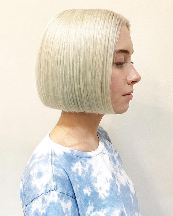super short bob hairstyles