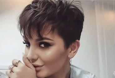trending short haircuts