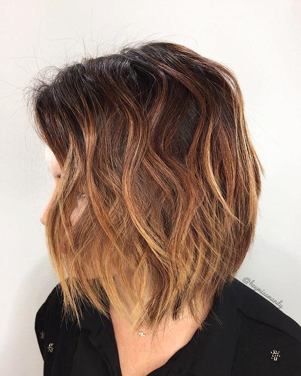 trending short haircuts for ladies