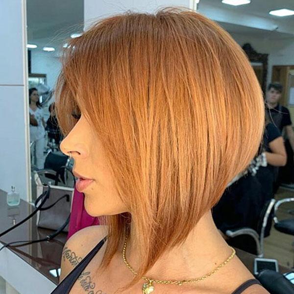 trendy bob haircuts