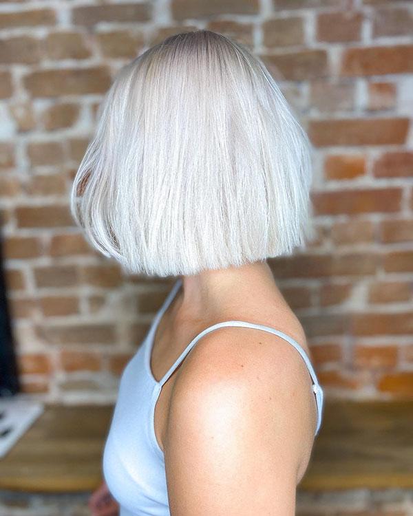 woman hair cut style 2021