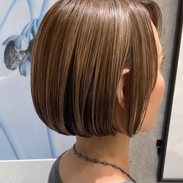 2020 haircuts for straight hair