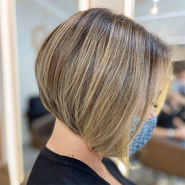 best straight hair haircuts 2021