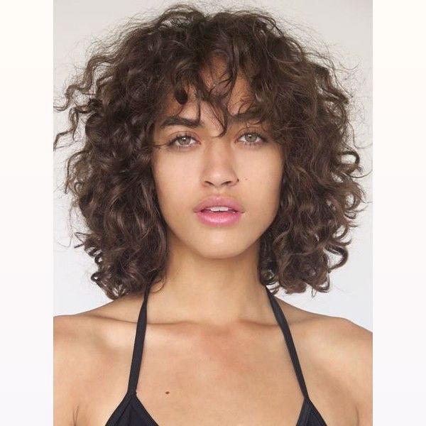 curly hair color ideas