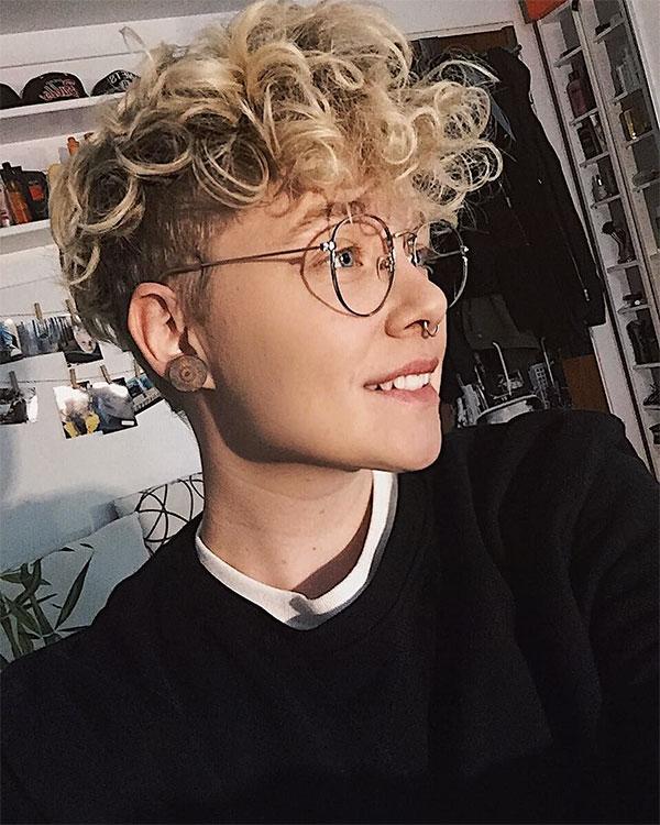 curly hair pics