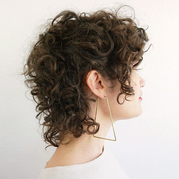 curly look hairstyles