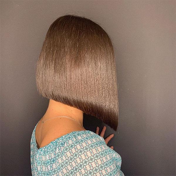 diy straight hair
