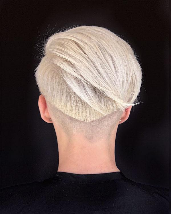 diy straight haircut