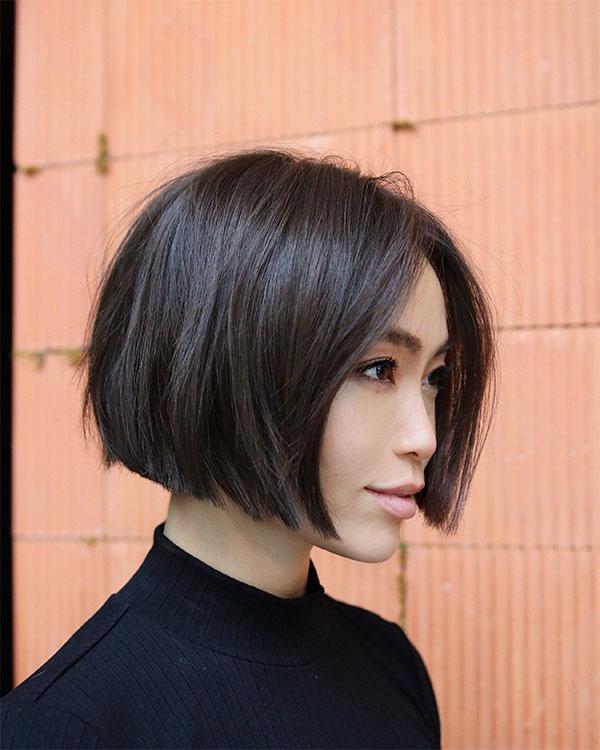 hair cut for straight hair