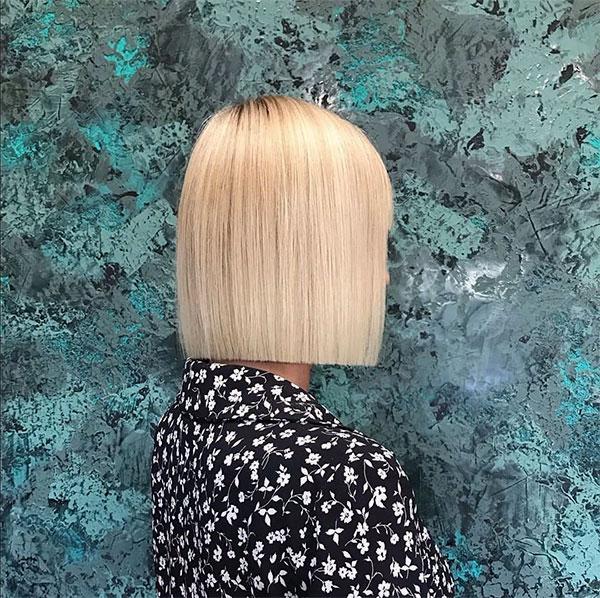 hair style of straight hair