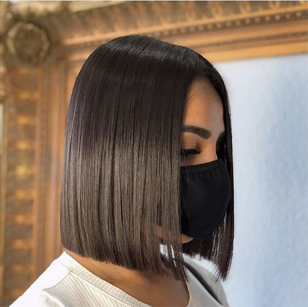 hair styling for straight hair