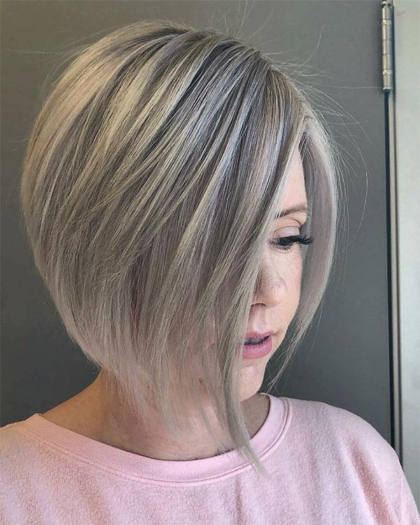 short female haircuts 2021