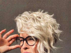short hair ideas for curly hair