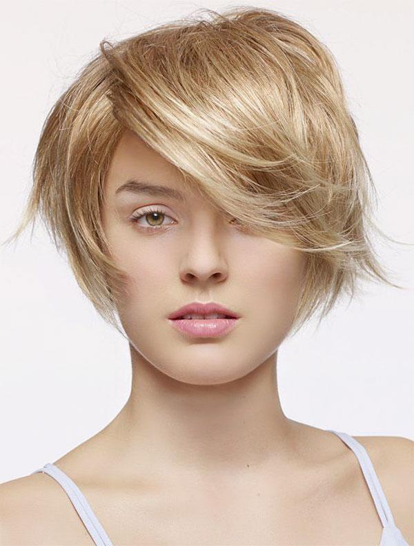 short hairstyles female