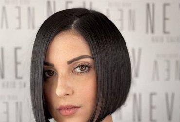 short straight hairstyles 2021