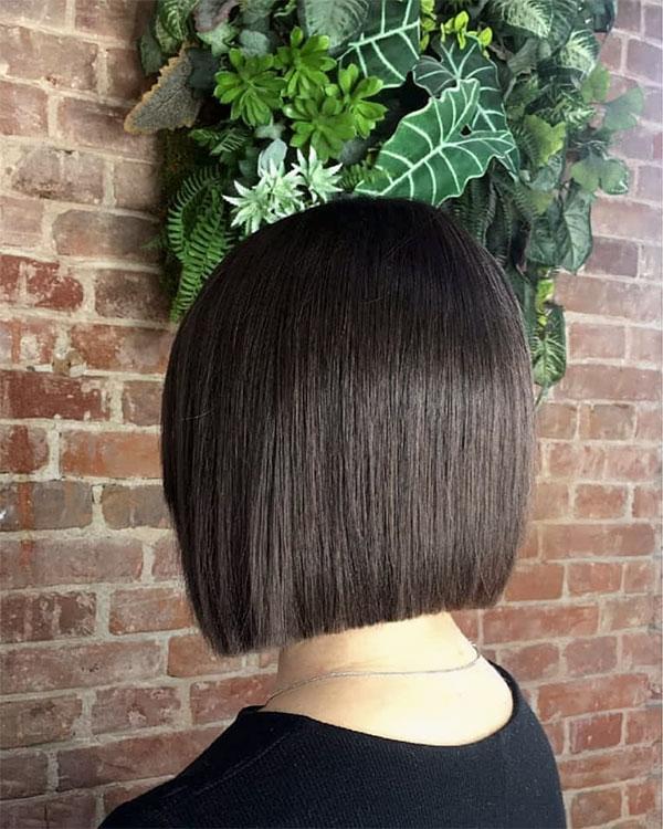 straight hair to wavy hair