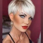 straight hairstyles 2021 for short hair