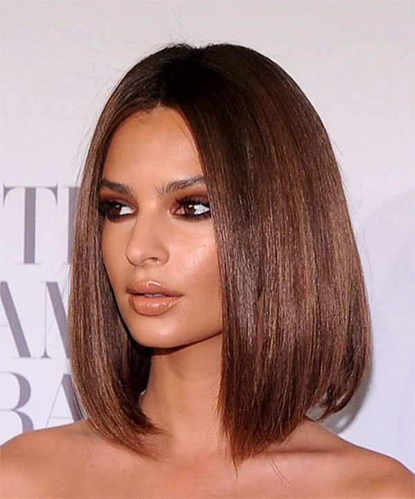 straight short hair styles 2021