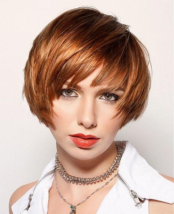 straightened hairstyles 2021