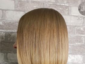 styles for short straight hair 2021