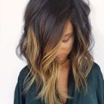 wavy hair cut short