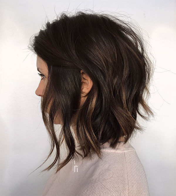 wavy hair pic