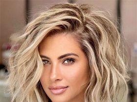 wavy hair styles for short hair