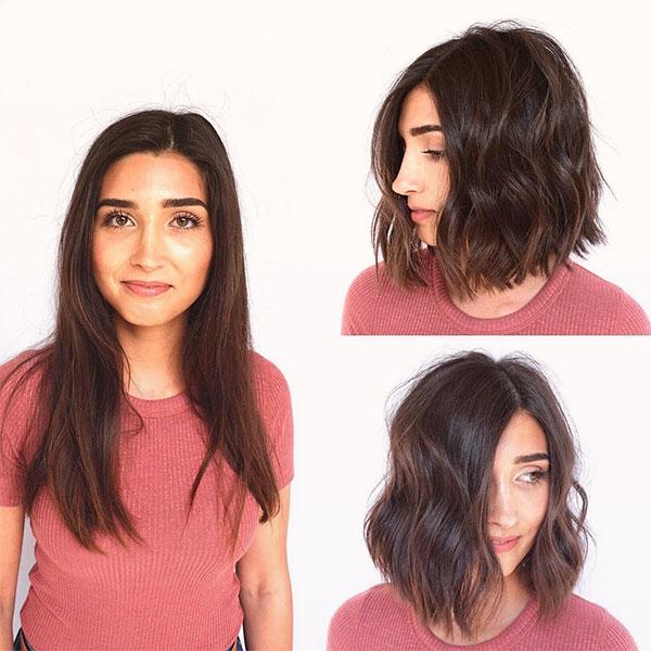 wavy hairstyles 2020