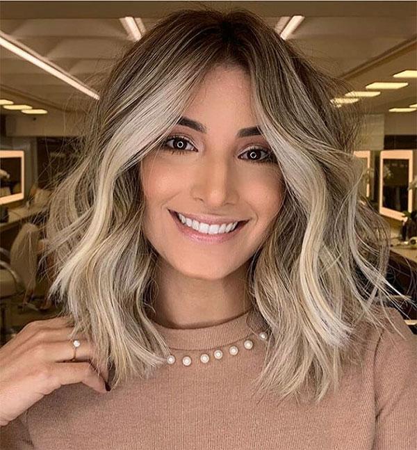 womens short hair styles 2021
